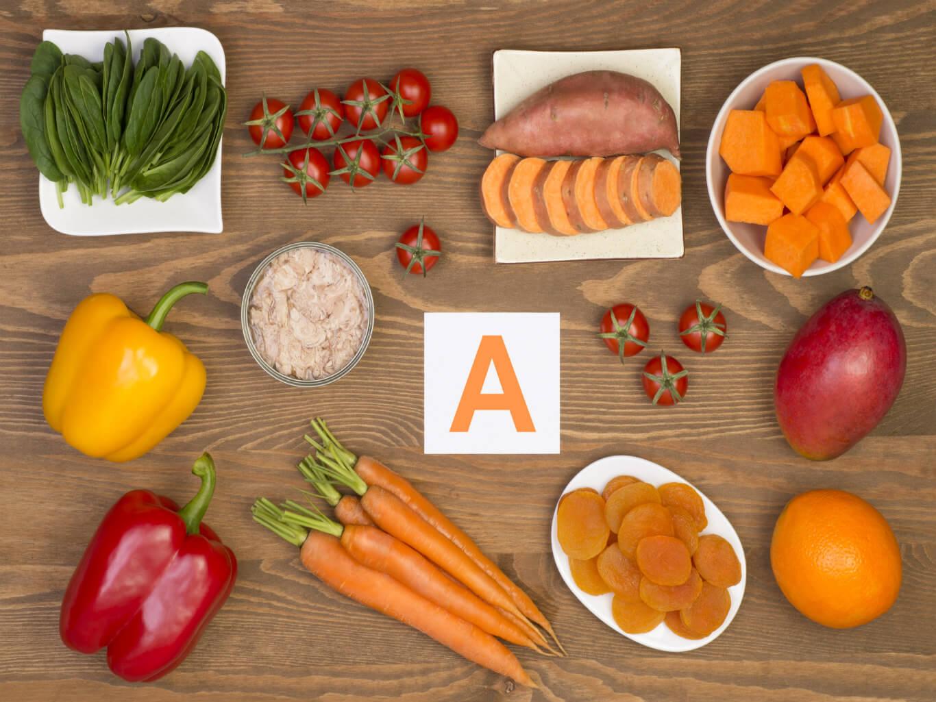 Вся польза витамина А для здоровья